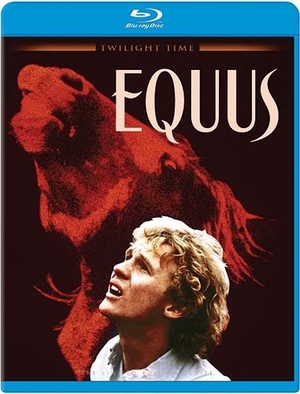 Blu-ray Edition Of EQUUS, Starring Richard Burton, Out Today