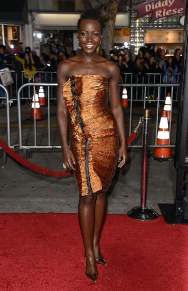 Fashion Photo of the Day 2/25/14 - Lupita Nyong'o