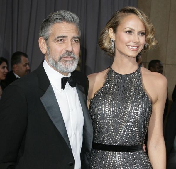 George Clooney, Stacey Kiebler