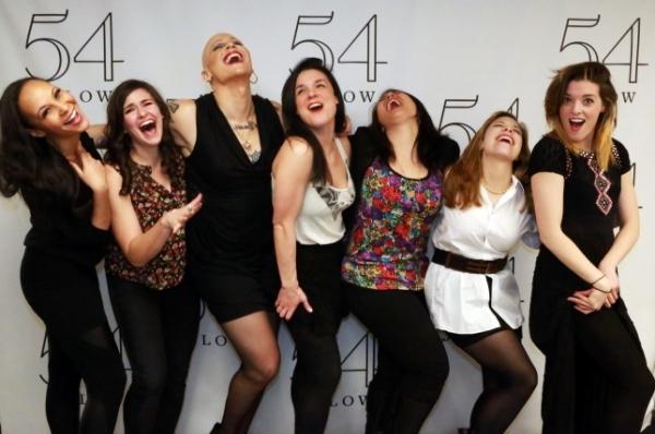Natalie Wachen, Amanda Savan, Shakina Nayfack, Leslie McDonel, Rachel Lee, Lauren Mar Photo