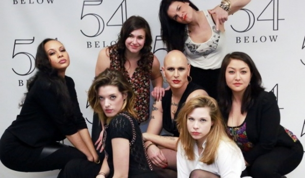 Natalie Wachen, Mary Kate Morrissey, Amanda Savan, Shakina Nayfack, Leslie McDonel, L Photo