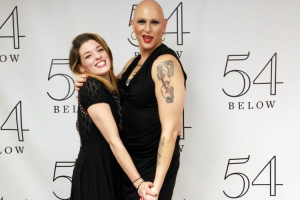 Photo Flash: Shakina Brings ONE WOMAN SHOW to 54 Below