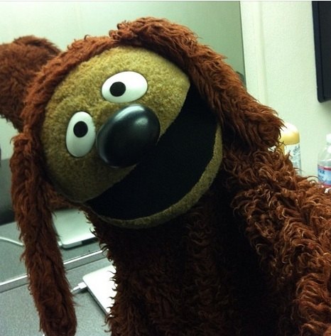 Photo Flash: Muppets Take to Instagram to Promote MUPPETS MOST WANTED Film