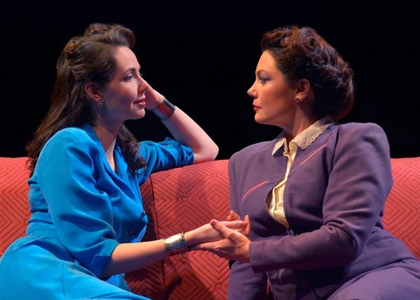 Photo Flash: First Look at Marin Theatre's World Premiere of LASSO OF TRUTH