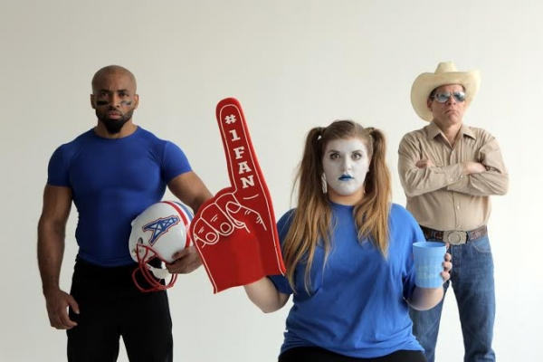 Photo Flash: Monk Parrots' World Premiere of BUM PHILLIPS ALL-AMERICAN OPERA Begins Tonight at La MaMa