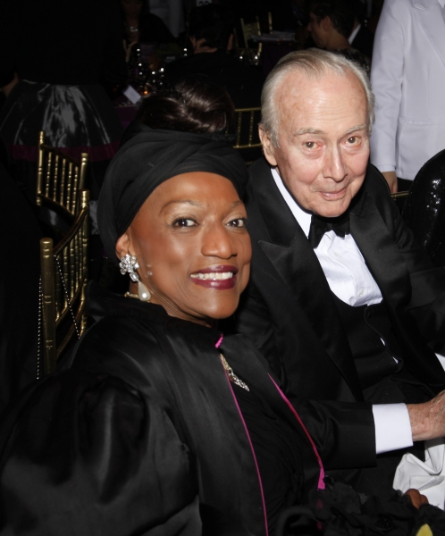 Jessye Norman and Samuel Peabody