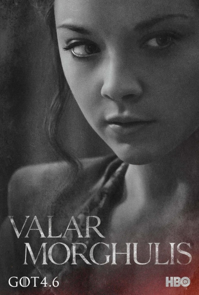 Photo Flash: HBO Reveals Slew of GAME OF THRONES Season Four Character Posters!