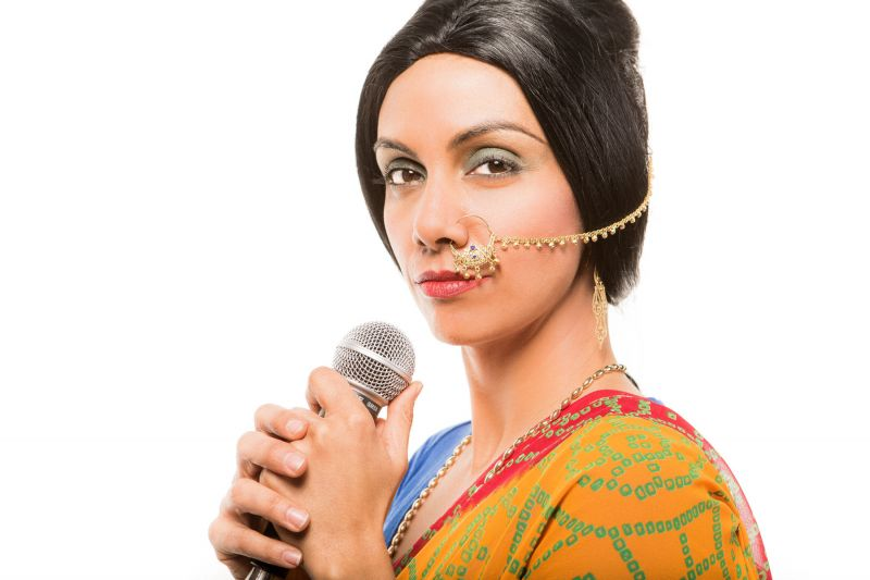 About Face and Silk Road Presents BRAHMAN/I: A ONE-HIJRA STAND UP COMEDY SHOW, Now thru 4/27