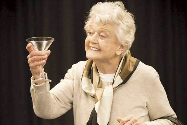 First Look At Angela Lansbury In Rehearsal For West End BLITHE SPIRIT! Plus, Promo Featurette