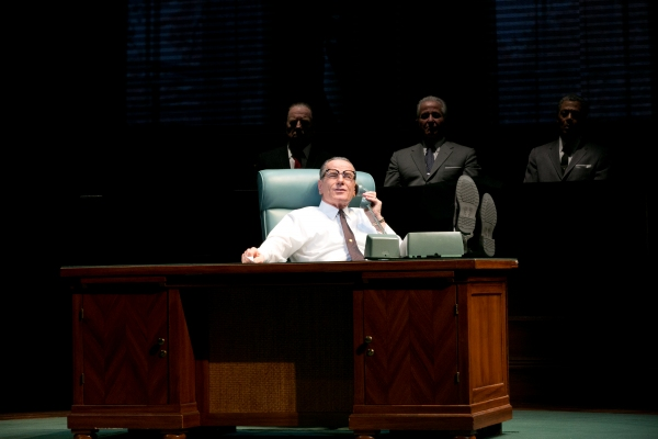 Photo Flash: Bryan Cranston is LBJ! First Look at ALL THE WAY on Broadway