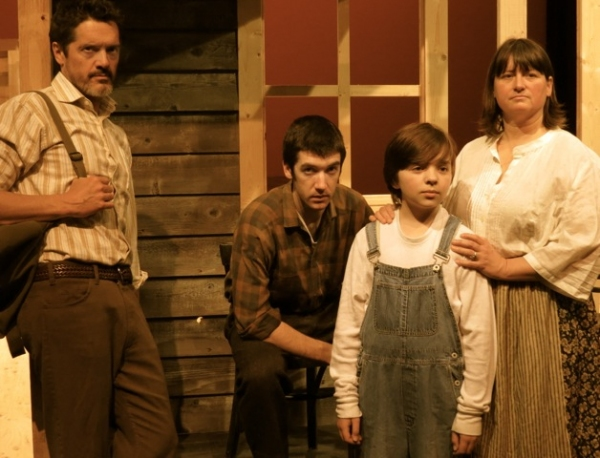 Photo Flash: First Look - THE KENTUCKY CYCLE at BPA, Running 3/14-30