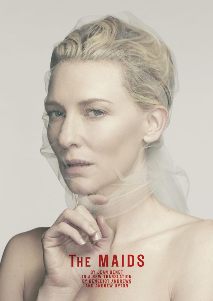 Advance Tickets Now On Sale For Cate Blanchett In THE MAIDS