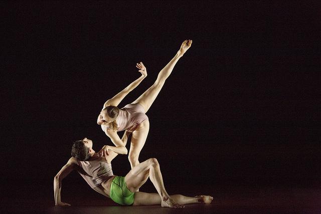American Premiere of Wayne McGregor | Random Dance's ATOMOS Set for Alexander Kasser Theater, 3/15-23