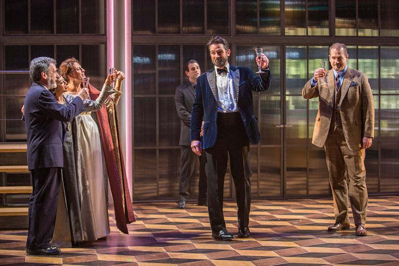 BWW Reviews: Billy Campbell in The Old Globe's THE WINTER'S TALE