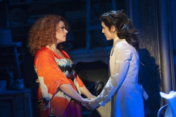 Alysha Umphress and Mara Davi