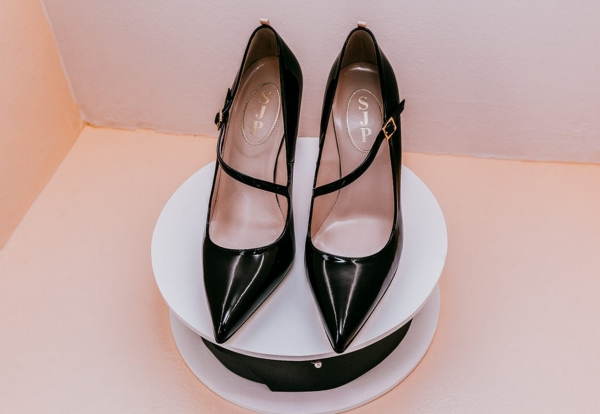 Photo Coverage: Sarah Jessica Parker's Shoe Line Opens Pop-Up
