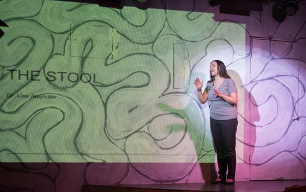 Photo Flash: First Look at Collaboraction's THIS IS NOT A CURE FOR CANCER