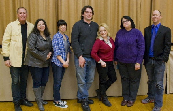 Photo Flash: Meet the Cast of The Minstrel Players' WONDER OF THE WORLD