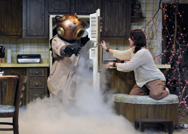 Photo Flash: First Look at Steve Yockey's PLUTO at Orlando Shakespeare