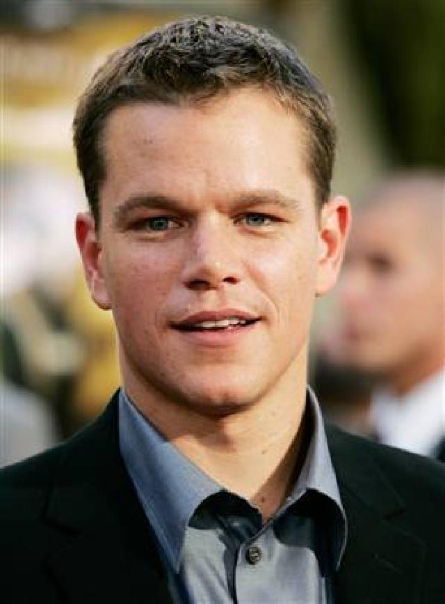 Matt Damon Reveals Secret Love Of THE LITTLE MERMAID