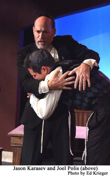 BWW Reviews: MY NAME IS ASHER LEV Examines the Struggle Between Artistic Vision and Family Tradition