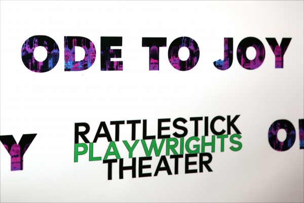 Rattlestick Playwrights Theater production of  Craig Lucas''s ''Ode to Joy'' at the Cherry Lane Theatre