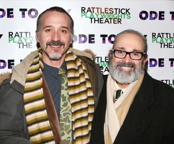 Photo Coverage: Inside Opening Night of Rattlestick Playwrights Theater's ODE TO JOY