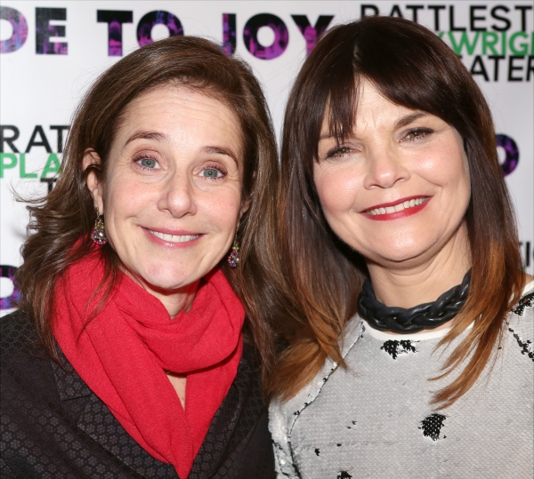 Debra Winger and Kathryn Erbe