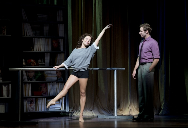 BWW Blog: Ashley Arcement of FLASHDANCE! National Tour - Flashdance is Sydney Morton's Turn...