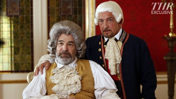 Mandy Patinkin, Ben Kingsley