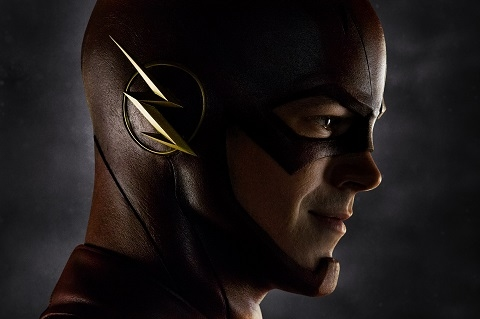 Photo Flash: First Look - Grant Gustin Stars in CW Pilot THE FLASH