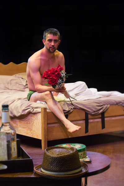 Photo Flash: First Look at Artists Rep's THE MOTHERF****** WITH THE HAT