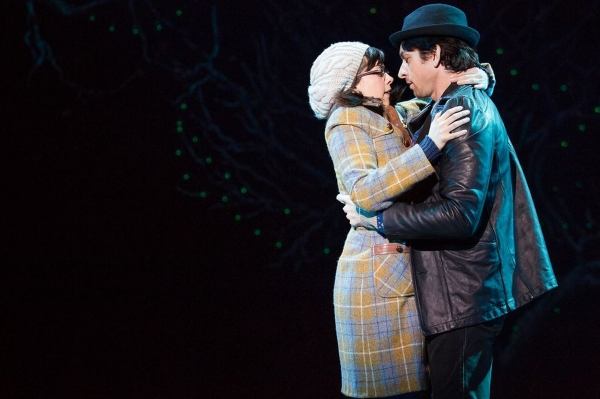 Photo Flash: Inside the Eye of the Tiger: First Look at Andy Karl, Margo Seibert & More in Broadway's ROCKY!