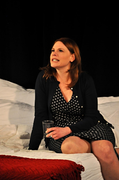 Photo Flash: Thomas Ward & Carrie Heitman Greyman Theatre's INTERNATIONAL FALLS