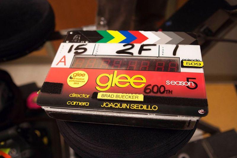 Behind The Scenes Of GLEE's 'Frenemies'