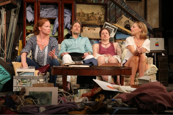 Photo Flash: First Look at Signature Theatre's APPROPRIATE