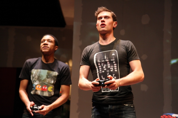 Photo Flash: First Look at Steppenwolf for Young Adults' LEVELING UP