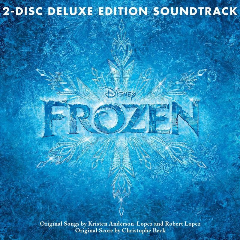 FROZEN Songs Among Most-Played Spotify Soundtrack Selections Of The Year