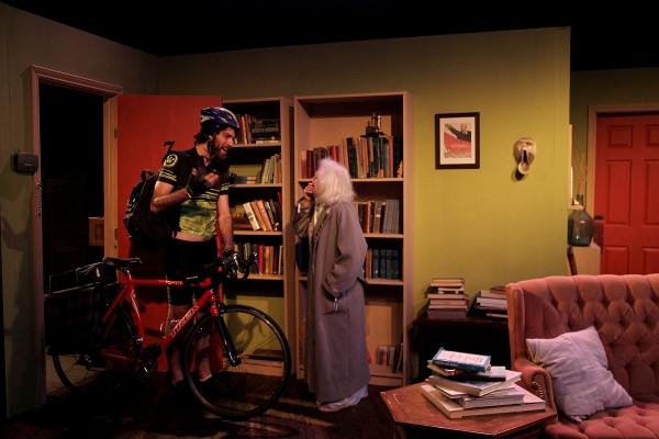BWW Reviews: Black Lab Theatre's 4000 MILES is Tender and Touching