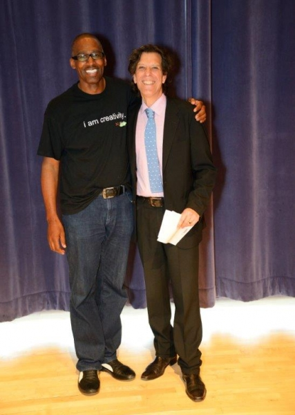 Photo Flash: NJPAC and The Johnny Mercer Foundation Introduce 100 Newark and East Orange Middle School Students to the Magic of Musical Theater