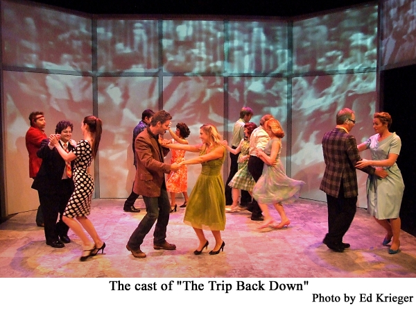 BWW Reviews: THE TRIP BACK DOWN Misses Making it to the Checkered Flag