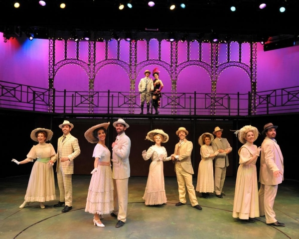 Photo Flash: RAGTIME at Westchester Broadway Theatre