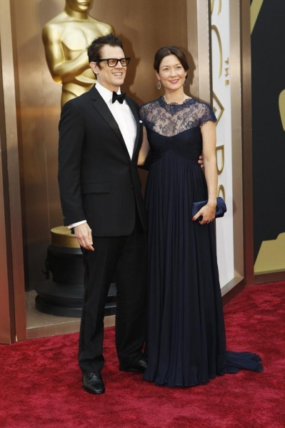 Photo Flash: Blanchett, Bullock & More Grace OSCAR Red Carpet