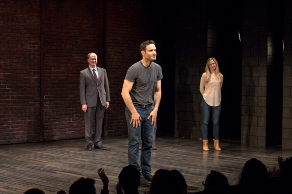 Photo Coverage: STAGE KISS Opens at Playwrights Horizons!