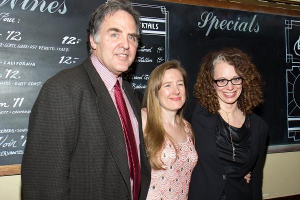 Tim Sanford, Sarah Ruhl, Rebecca Taichman