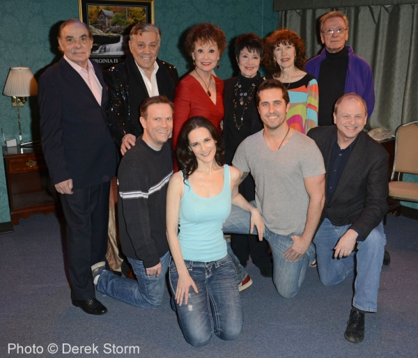 Jamie Sanchez, George Marcy, Carol Lawrence, Chita Rivera, Marilyn D''Honau, William Guske, Sheffield Chastain, Charloyye Cohn, Jonathan Sale, Douglas Denoff