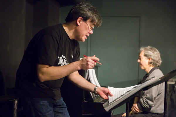 Alan Gilbert and Grant Sturiale Photo