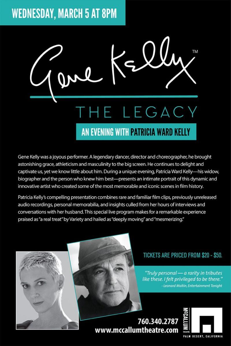Patricia Kelly Presents GENE KELLY: THE LEGACY, 3/5
