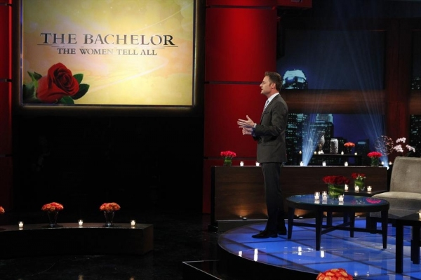 THE BACHELOR - ''The Women Tell All'' - Juan Pablo''s season has been one of the most controversial and buzzed-about in the show''s history. Viewers are locked in a heated debate about the handsome single dad. Many love this charismatic Bachelor -- others