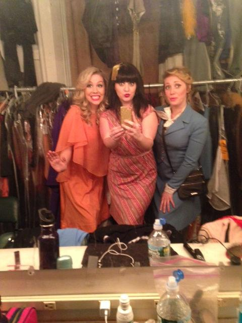 BWW Blog: Sherz Aletaha of Off-Broadway's DISASTER! - Kiss The Blog Goodbye